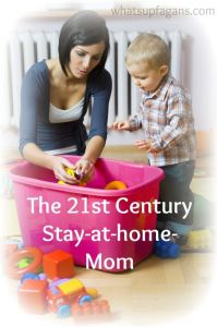 lose weight-stay-at-home-mom