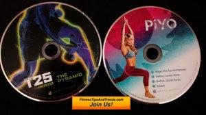 piyo-t25 workout